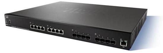 Cisco SG550SG-8F8T